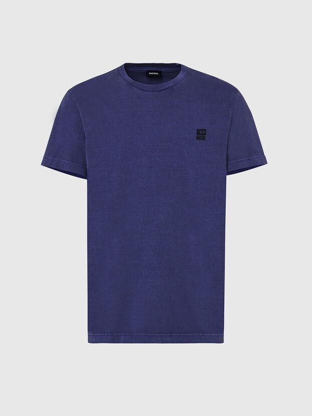 T-DIEGOS-K31, Blu - T-Shirts