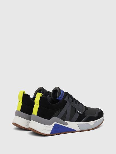 Diesel - S-BRENTHA WL, Nero - Sneakers - Image 3
