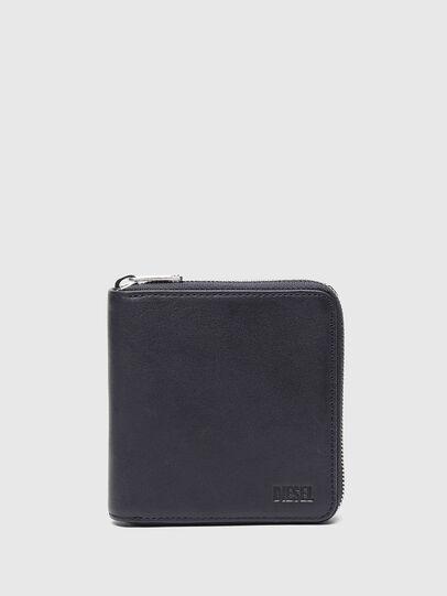 Diesel - PI-ZIP, Blu Scuro - Portafogli Con Zip - Image 1