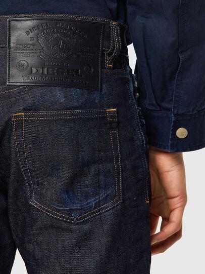 Diesel - D-Strukt 09A20, Blu Scuro - Jeans - Image 3