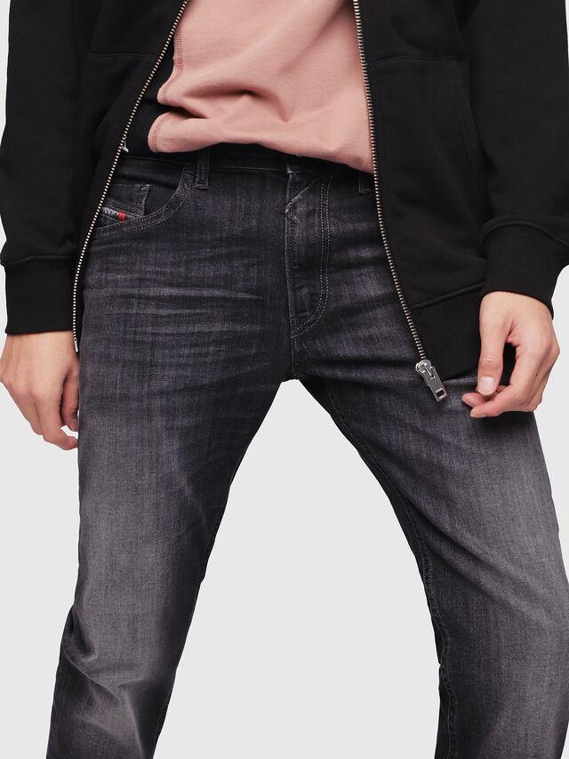 Diesel - Thommer 087AM, Nero/Grigio scuro - Jeans - Image 3
