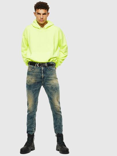 Diesel - D-Eetar 0098G, Blu medio - Jeans - Image 5