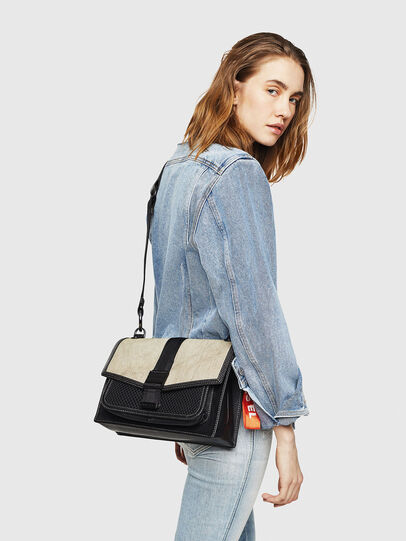 Diesel - MISS-MATCH CROSSBODY,  - Borse a tracolla - Image 6