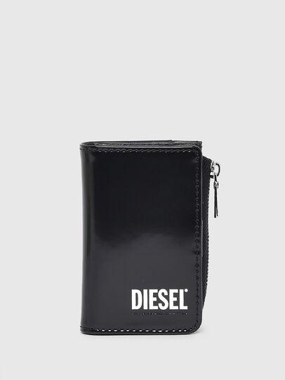 Diesel - L-ZIP KEY, Nero - Bijoux e Gadget - Image 1
