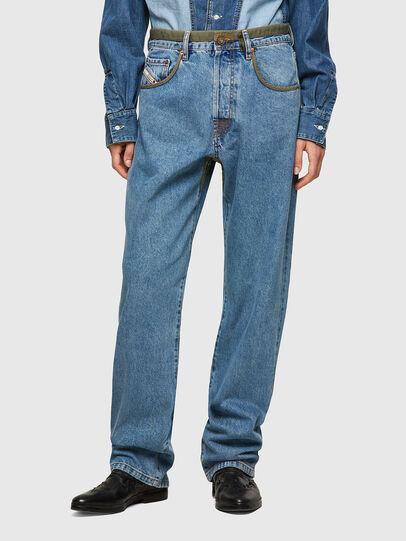 Diesel - DxD-P3 0CBBI, Blu Chiaro - Jeans - Image 2