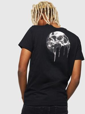 T-DIEGO-J10, Nero - T-Shirts