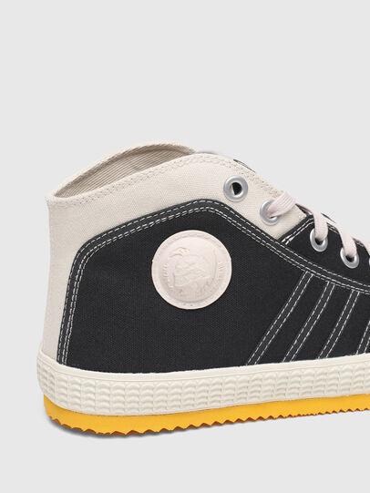 Diesel - S-YUK MC, Nero/Giallo - Sneakers - Image 6