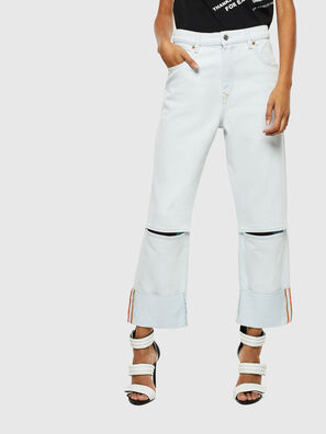 D-Reggy 009BW, Blu Chiaro - Jeans