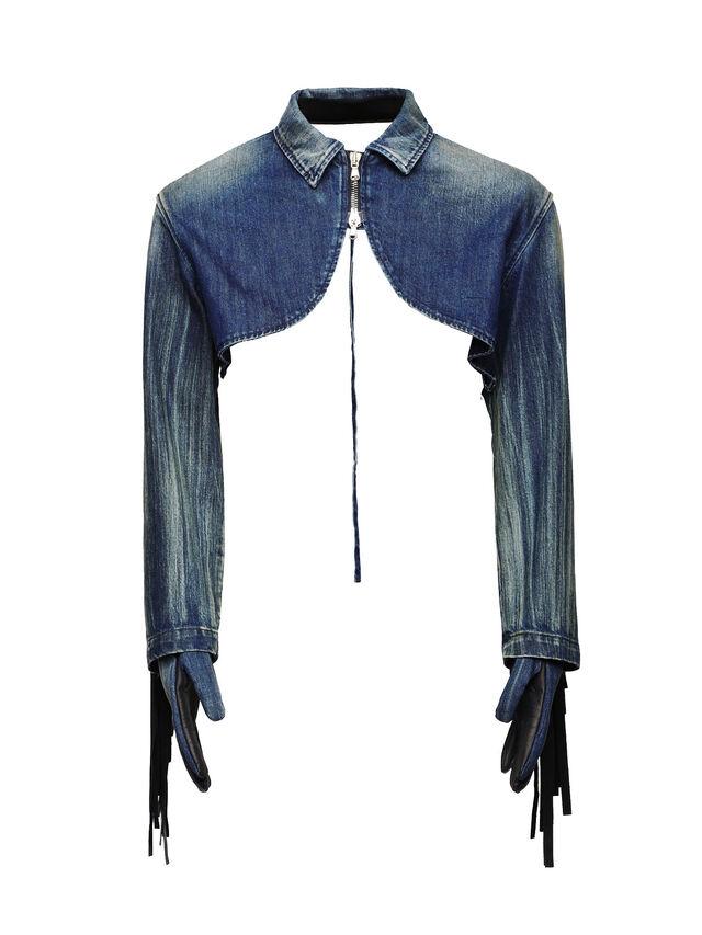 Diesel - SOGLV01-KIT, Blu Jeans - Guanti - Image 1
