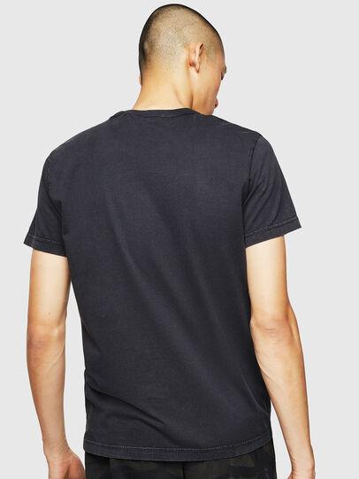 Diesel - T-DIEGO-B14, Nero - T-Shirts - Image 2