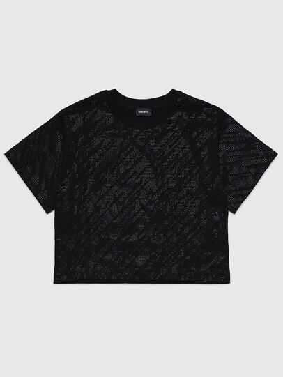 Diesel - TLINDY, Nero - T-shirts e Tops - Image 1