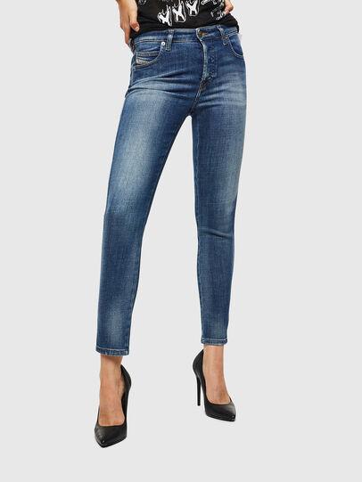 Diesel - Babhila 0098Z, Blu medio - Jeans - Image 1