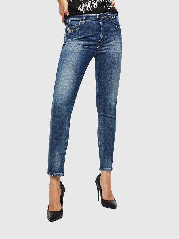Babhila 0098Z, Blu medio - Jeans