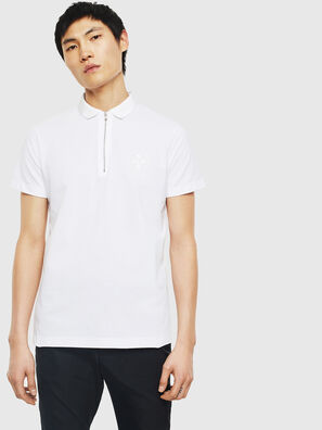 T-TRITEN, Bianco - T-Shirts