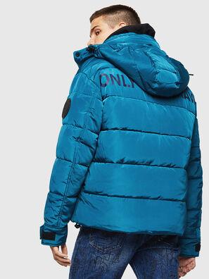 W-SMITH-YA-WH, Blu Oltremare - Giacche invernali