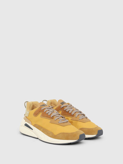Diesel - S-SERENDIPITY LC, Marrone Chiaro - Sneakers - Image 2