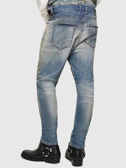 Diesel - D-Vider 084AQ, Blu Chiaro - Jeans - Image 2
