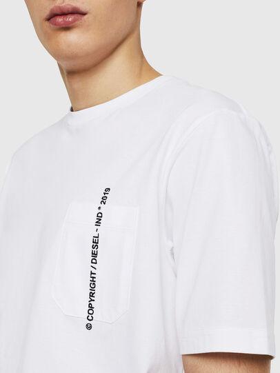 Diesel - T-JUST-POCKET-COPY,  - T-Shirts - Image 3
