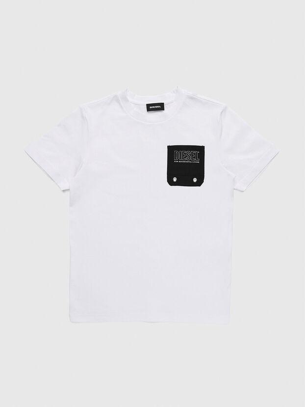 TBMOW, Bianco/Nero - T-shirts e Tops