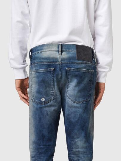 Diesel - D-Amny JoggJeans® 069XE, Blu Scuro - Jeans - Image 4