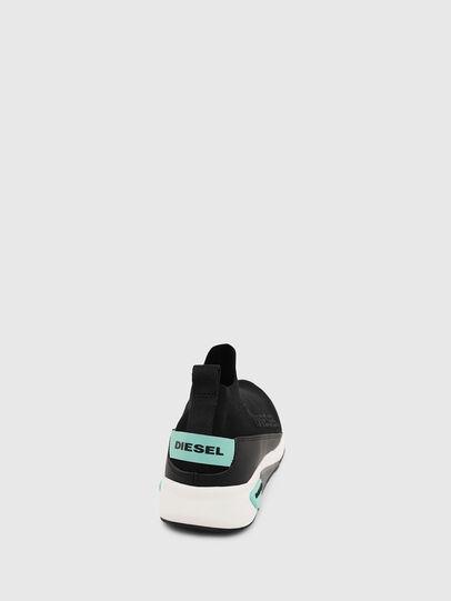 Diesel - S-KB SOCK QB W, Nero - Sneakers - Image 4