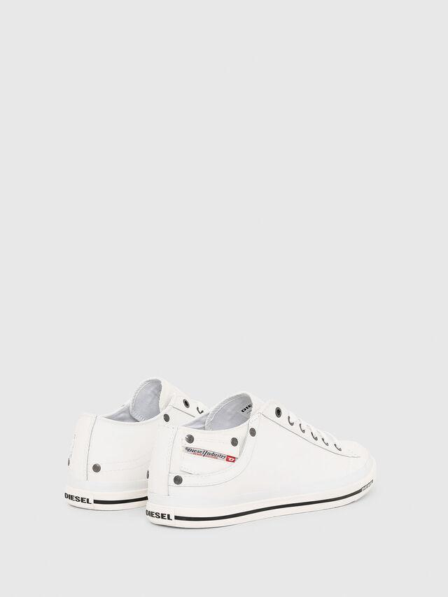 Diesel - EXPOSURE LOW I, Bianco - Sneakers - Image 3