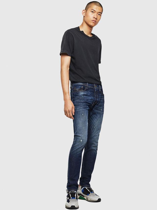 Diesel - Tepphar 087AT, Blu Scuro - Jeans - Image 6