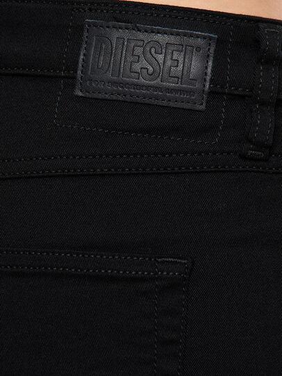 Diesel - Babhila 069EI, Nero/Grigio scuro - Jeans - Image 3
