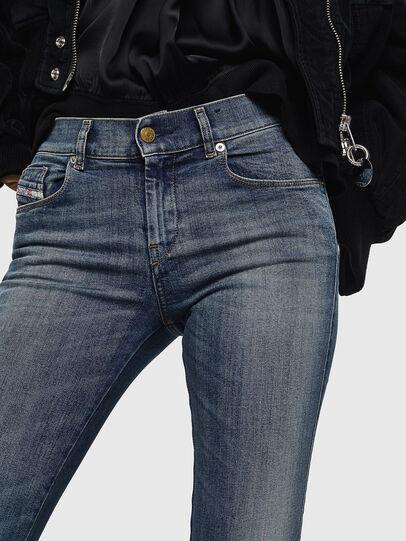 Diesel - Sandy 069GA, Blu medio - Jeans - Image 4