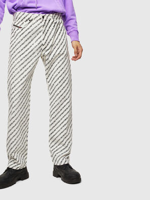 D-Macs 069KU, Bianco - Jeans