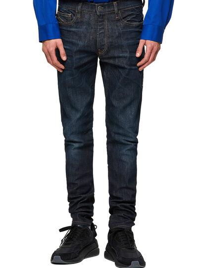 Diesel - D-Amny 069WF, Blu Scuro - Jeans - Image 1