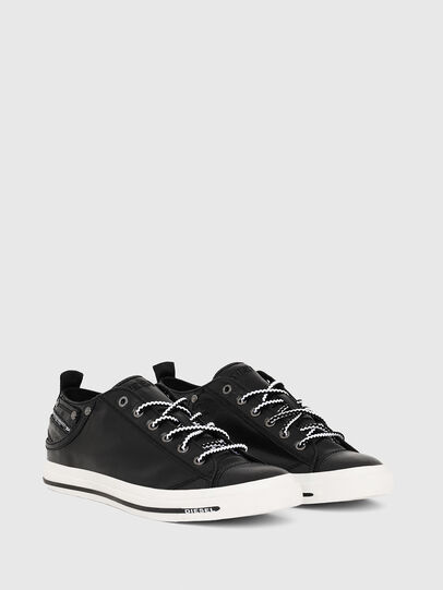 Diesel - EXPOSURE LOW I, Nero - Sneakers - Image 2