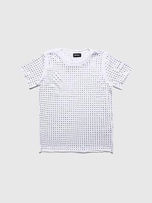 TJRATY, Bianco - T-shirts e Tops
