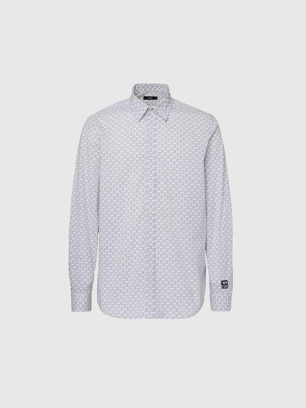 S-RILEY-KA, Bianco - Camicie