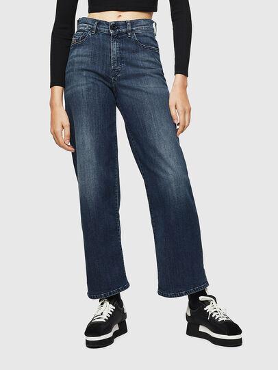 Diesel - Widee 0092H, Blu Scuro - Jeans - Image 1