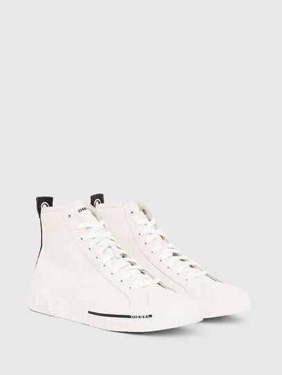 Diesel - S-DESE MID CUT, Bianco - Sneakers - Image 2