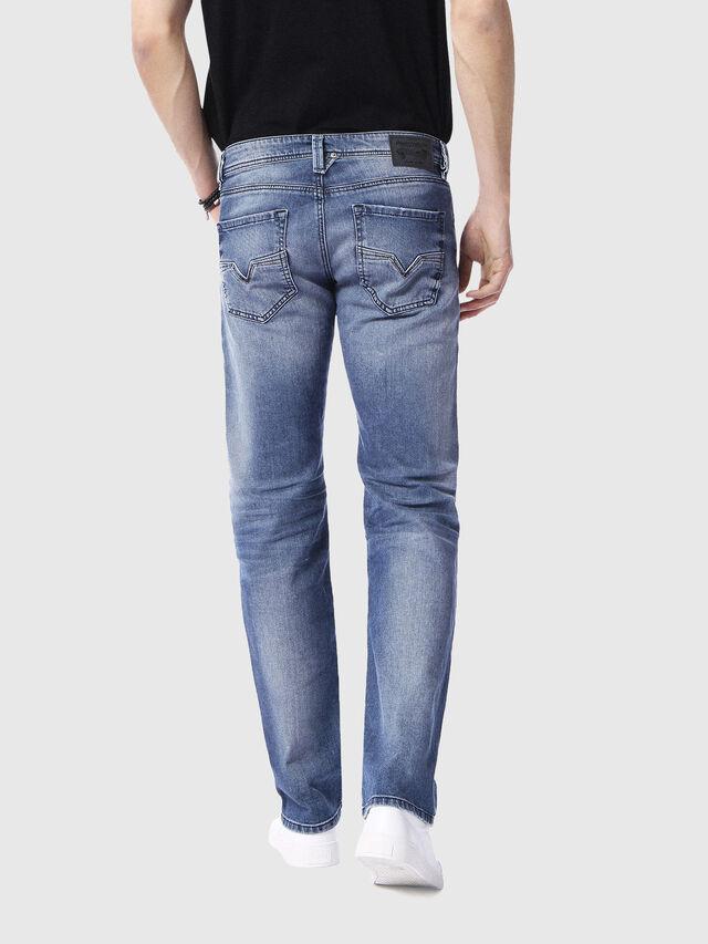 Diesel - Larkee 0853P, Blu medio - Jeans - Image 2