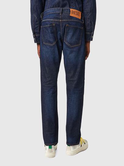 Diesel - D-Viker 09A12, Blu Scuro - Jeans - Image 2