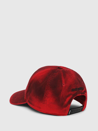 Diesel - C-NUEL, Rosso - Cappelli - Image 2