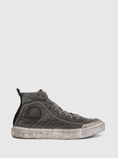 Diesel - S-ASTICO MID LACE W, Grigio - Sneakers - Image 1