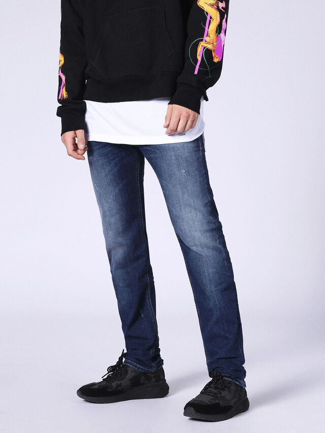 BELTHER 0688A, Blu Jeans