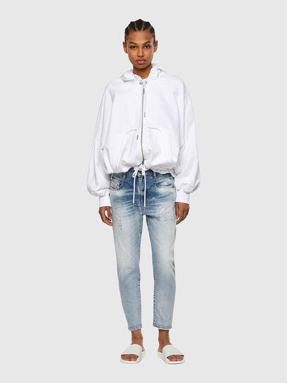Diesel - Fayza 009TP, Blu medio - Jeans - Image 5