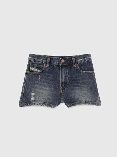 Diesel - PBOYSHORT, Blu Scuro - Shorts - Image 1