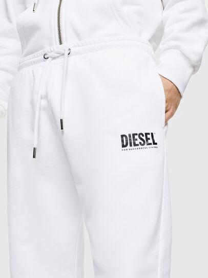 Diesel - P-TARY-LOGO, Bianco - Pantaloni - Image 3