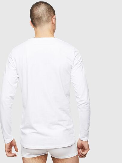 Diesel - UMTEE-JODY, Bianco - T-Shirts - Image 2