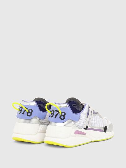 Diesel - S-SERENDIPITY LC EVO, Blu Chiaro - Sneakers - Image 3