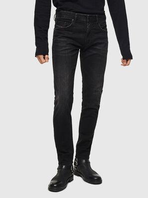 Thommer 069BG, Nero/Grigio scuro - Jeans