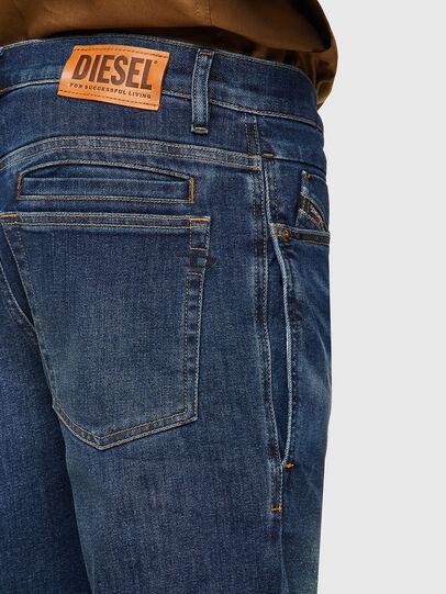 Diesel - D-Fining-Chino 009MI, Blu Scuro - Jeans - Image 3