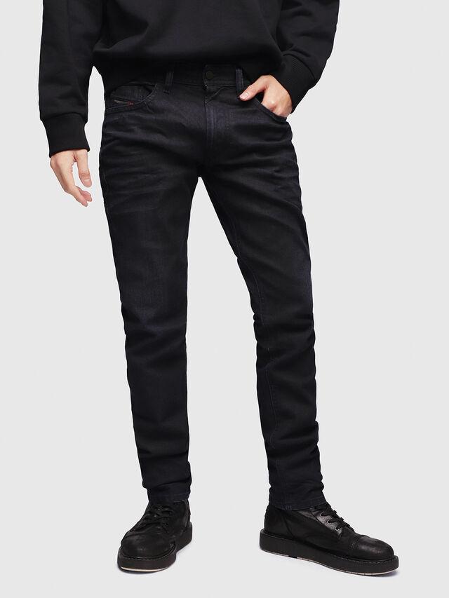Diesel - Thommer 087AU, Blu Scuro - Jeans - Image 1