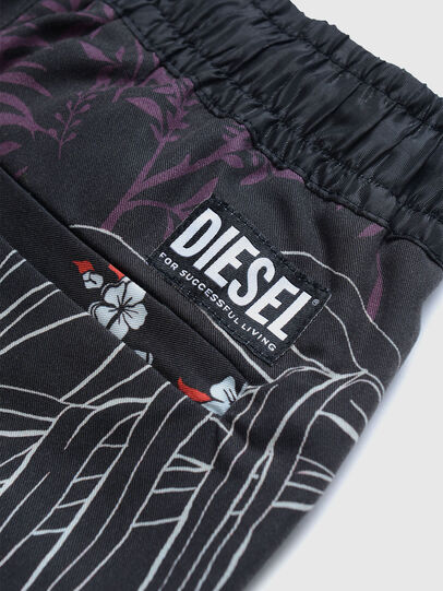 Diesel - PNOTERY, Nero - Shorts - Image 3